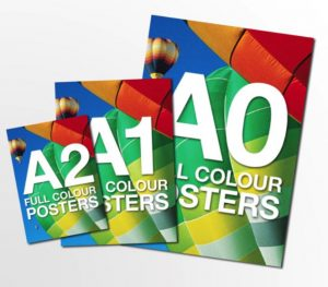 posters in a0 a1 a3 and a2 sizes
