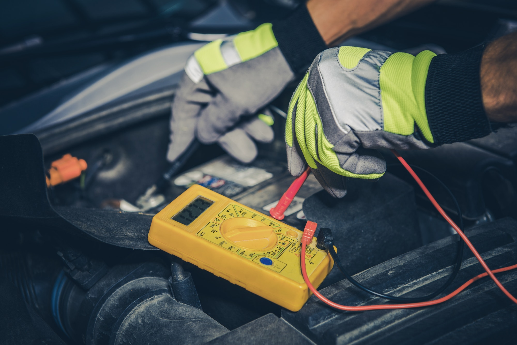 Car Battery Measurement