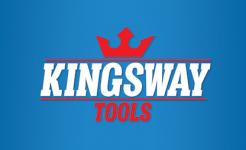 Kingsway tools  logo design